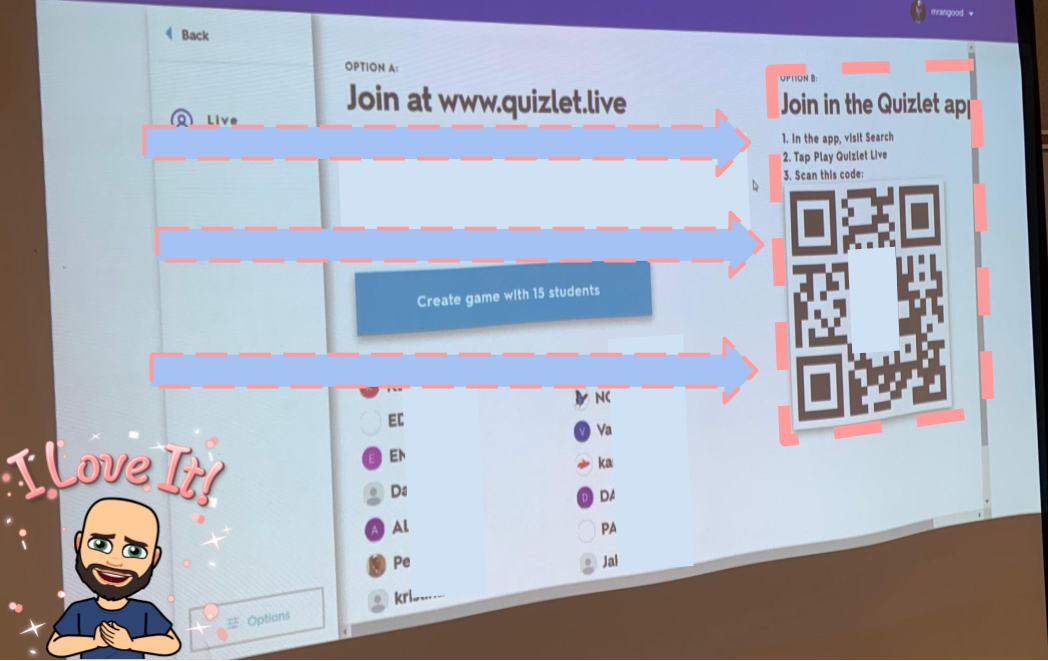 New Quizlet Live Feature! – Mr  Angood's Ed Tech Corner